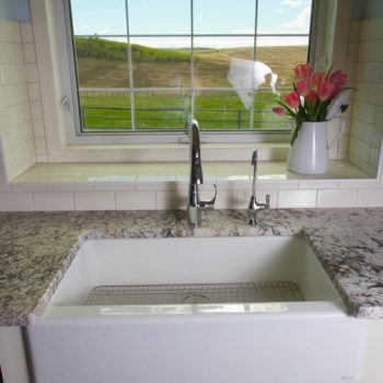 Apron Front Sink