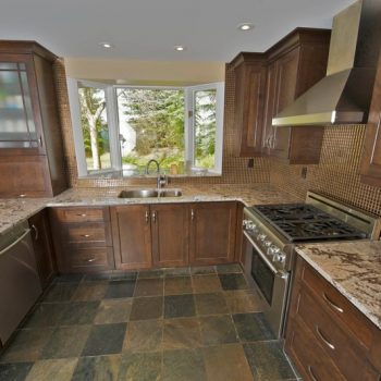 Calgary Custom Green Kitchens