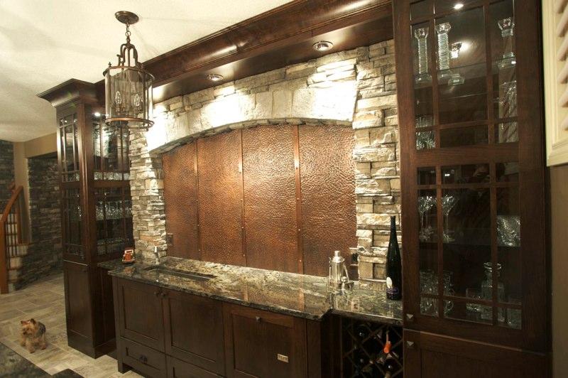 Bar Amp Den Cabinets By Evolve Kitchens