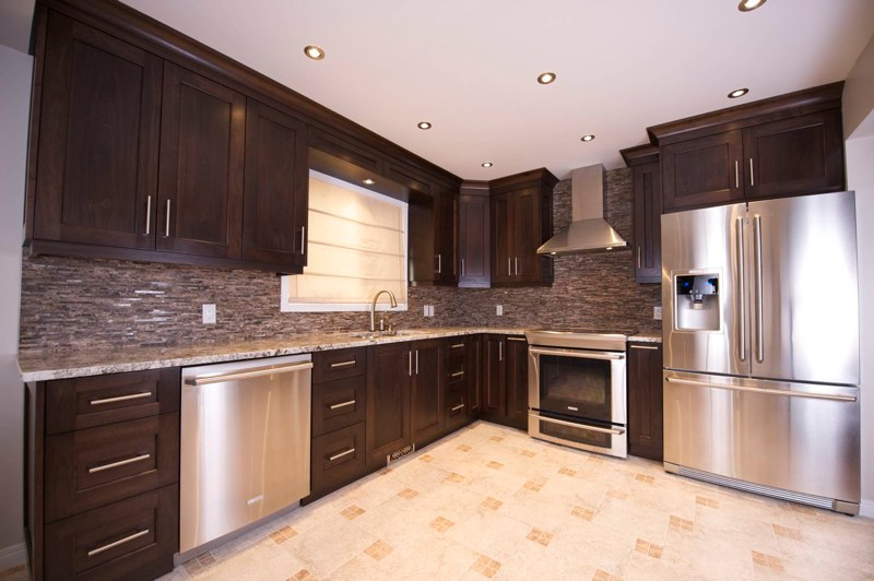 furniture style kitchen cabinets custom kitchen cabinets calgary evolve kitchens 3684