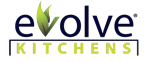 evolve kitchen cabinets logo