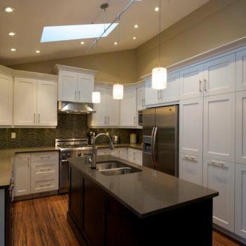 White Cabinets Calgary Custom Kitchens